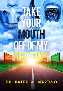 Take Your Mouth Off of My Destiny Book and 4 Part CD Series