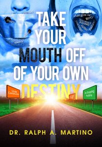 Take Your Mouth Off of My Destiny Book and 5 Part CD Series