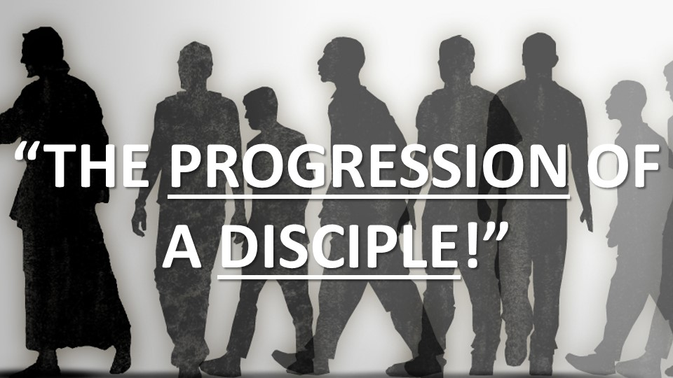The Progression of a Disciple - What is a Steward? (Part 3)